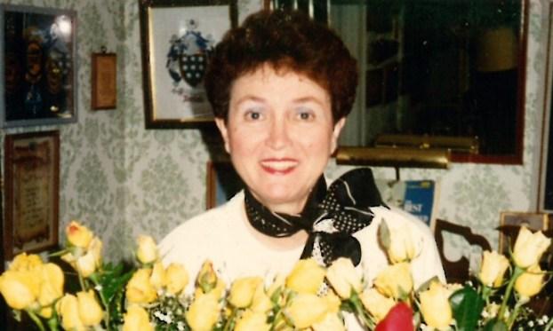Shirley Daniels Wright Webber